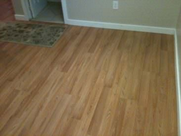Laminate Flooring - After