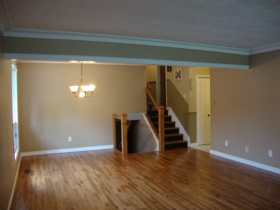 Looking at Open Room- After
